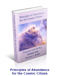 Principles of Abundance for the Cosmic Citizen